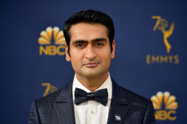 Kumail Nanjiani Marvel The Eternals Superhero