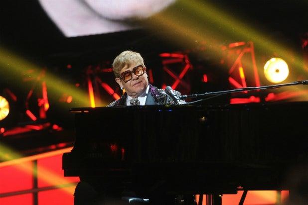 Grammy Salute to Elton John
