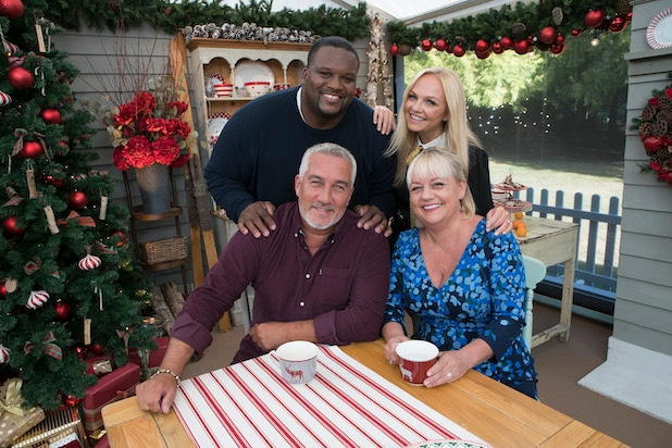 Great American Baking Show Holiday