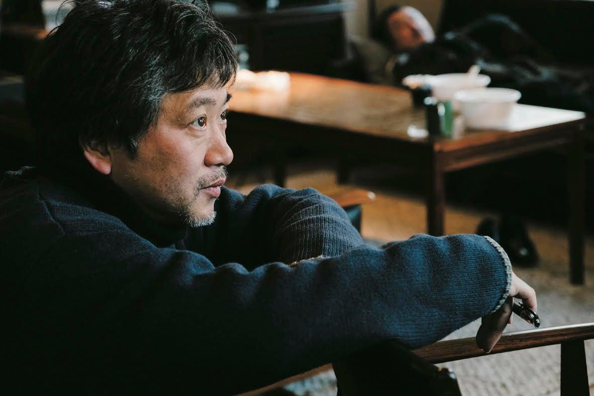 HIrokazu Kore-eda Shoplifters director