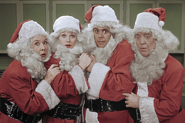 I love lucy christmas special