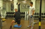 James Corden Mark Wahlberg workout at 4 a.m.