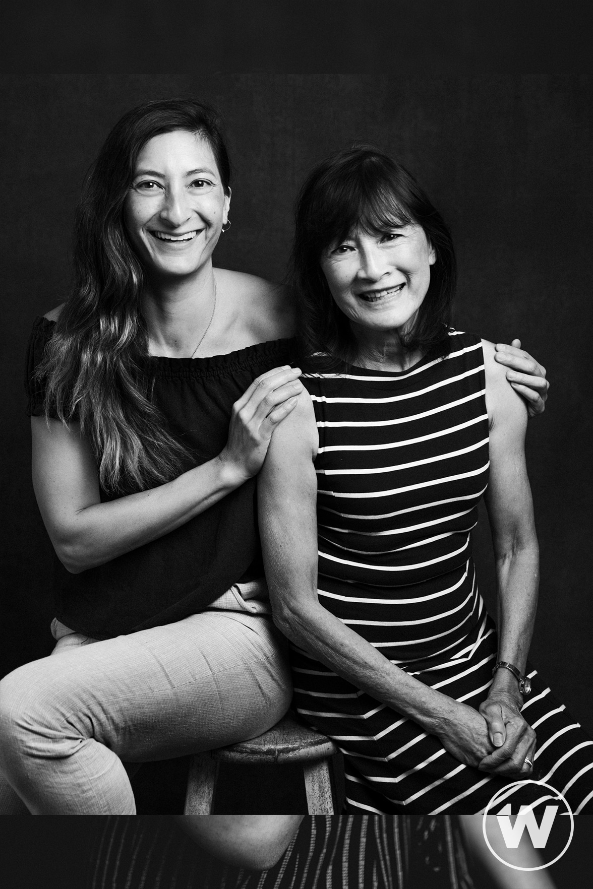 Jessica Sanders and Freida Lee Mock, Power Women Summit