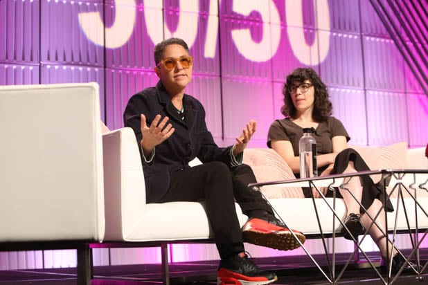Jill Soloway Rebecca Sugar Power WOmen Summit