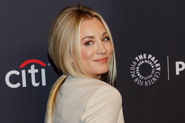 'Big Bang Theory' Stars Kaley Cuoco, Mayim Bialik and Melissa Rauch Channel 'Charlie's Angels' in Behind-the-Scenes Look (Photo)