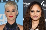 Katy Perry Ava DuVernay Trump California Wildfire