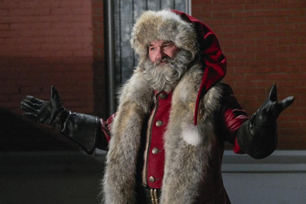Kurt Russell in 'The Christmas Chronicles'