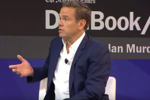 Lachlan Murdoch at NYT DealBook