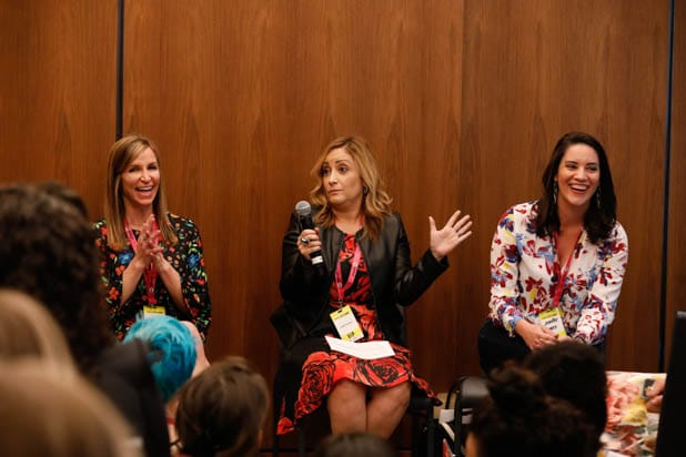 power women summit breakout