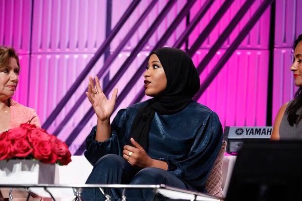 Ibtihaj Muhammad power women summit