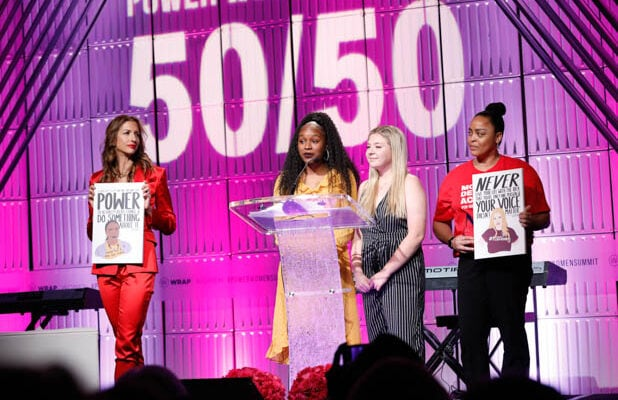 March For Our Lives Jaclyn Corin Bria Smith Power Women Summit