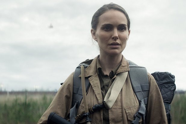 "Natalie Portman in ""Annihilation"" (2018)"