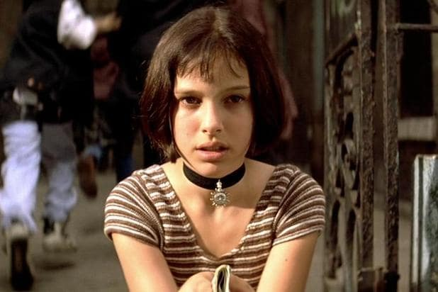 "Natalie Portman in ""Léon: The Professional"" (1994)"