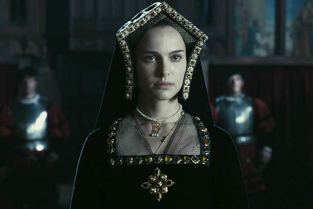Natalie Portman in 'The Other Boleyn Girl' (2008)