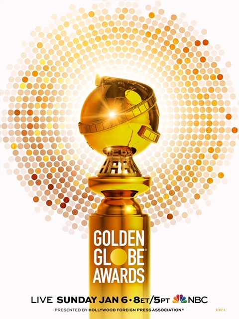 New Trophy Golden Globes