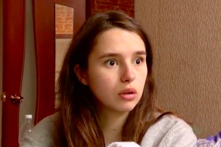 Olga - 90 Day Fiance