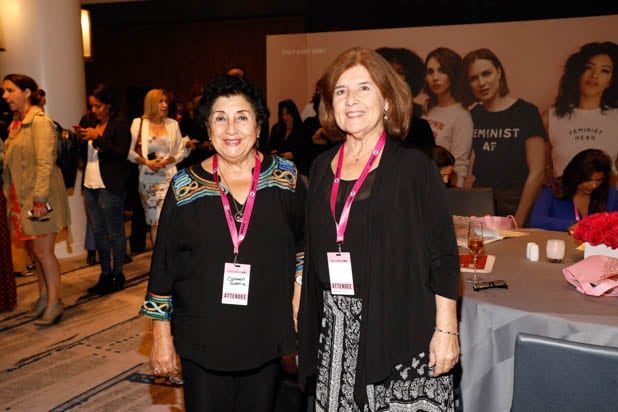Political Activists, Paulina Luco and Patricia Leiva