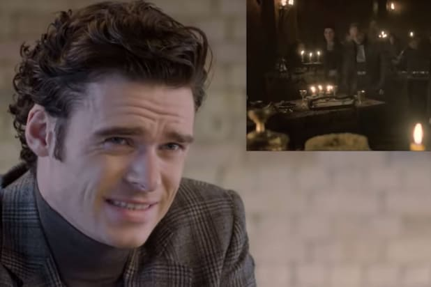 What Episode Is The Red Wedding.Watch Richard Madden Cringe Through A Viewing Of Game Of