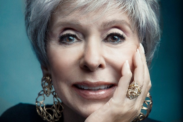 Rita Moreno to Become 'PEGOT' Winner and Receive Peabody Award for Career Achievement