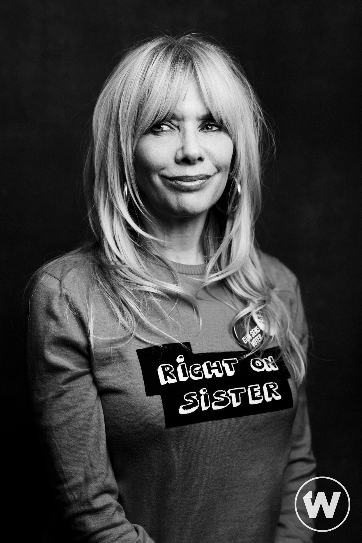 Rosanna Arquette, Power Women Summit