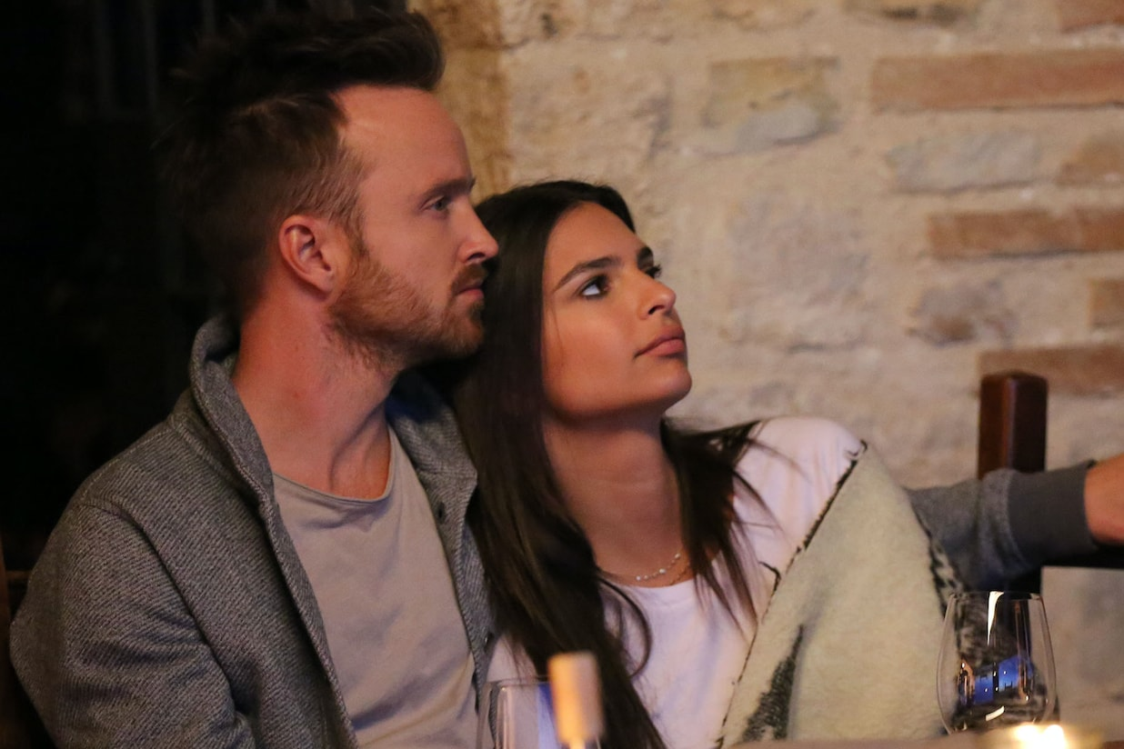 We Pitched Emily Ratajkowski and Aaron Paul a Couple Movie Ideas - Here's How It Went (Podcast)