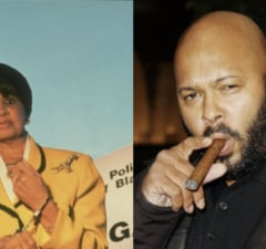 C Delores Tucker Suge Knight Shoot This Now