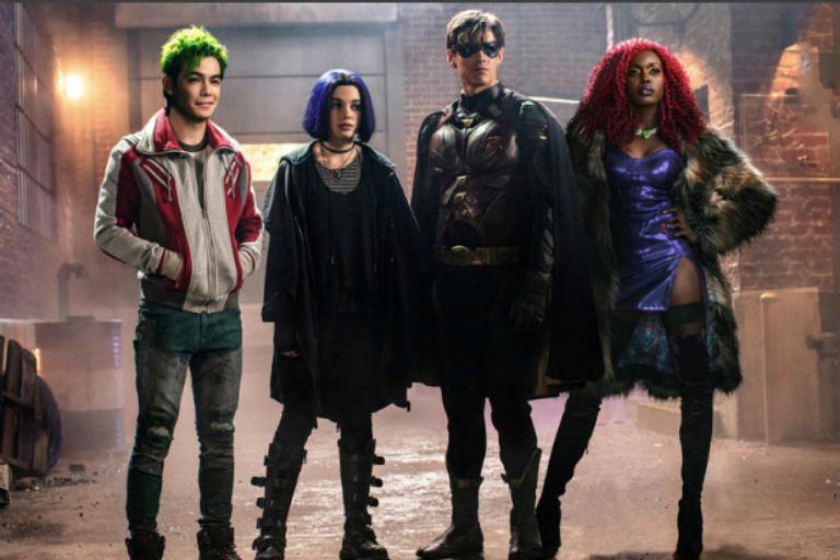 Titans DC Universe