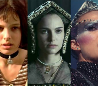 Natalie Portman split