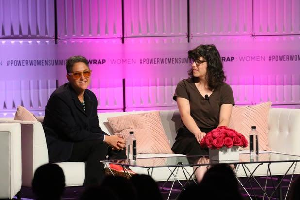 Jill Soloway and Rebecca Sugar power women summit