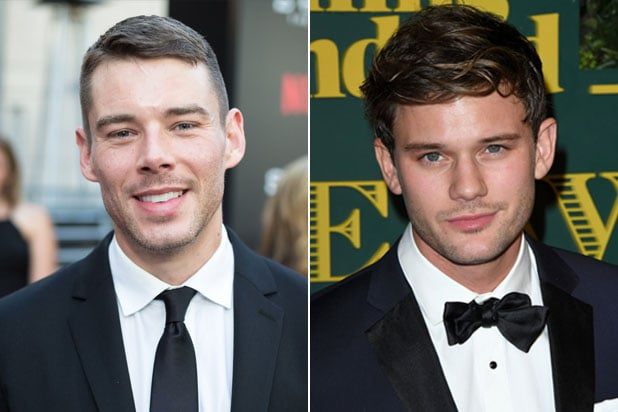 Treadstone Brian J Smith Jeremy Irvine