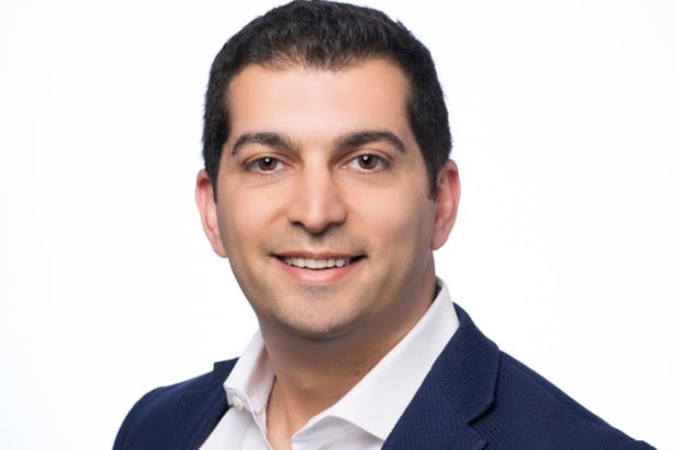 Farhad Massoudi (CEO and founder of Tubi)