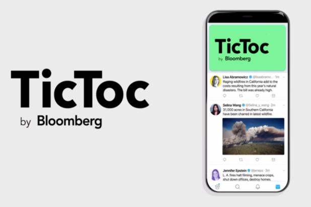 Bloomberg Tic Toc