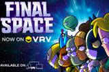 """Final Space"" on VRV"