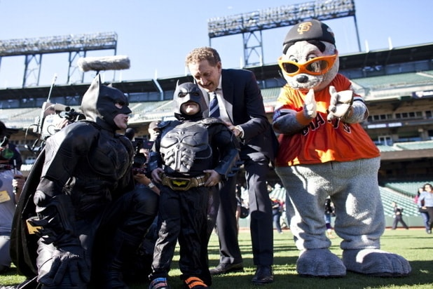 San Francisco Helps Miles' Wish To Be A Superhero Come True