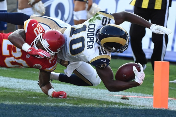 How To Watch Chiefs Rams On Monday Night Football For Free