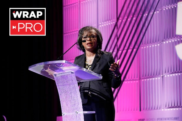 Anita Hill power women summit