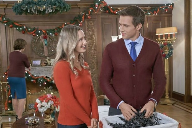 christmas at the palace hallmark channel christmas movie