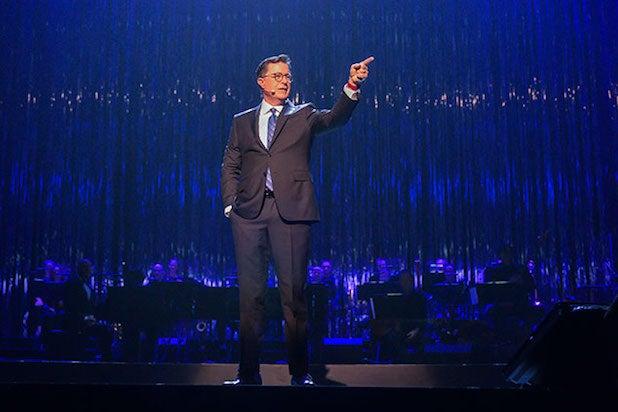 Stephen Colbert CommFest Northwestern University