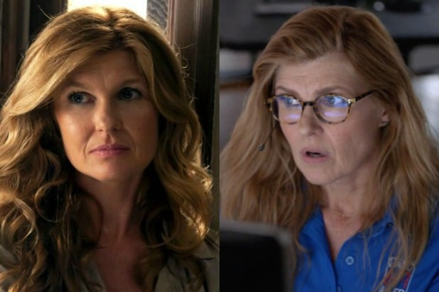 connie britton AHS 911