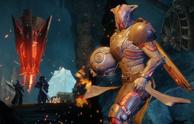 Are 'Destiny 2: Black Armory' Armor Designs Teasing Rasputin