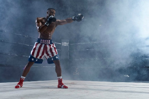 does creed 2 have a post-credits scene michael b jordan