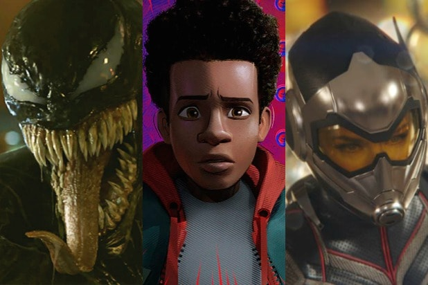 every marvel movie ranked spider-man into the spider-verse ant-man and the wasp-venom