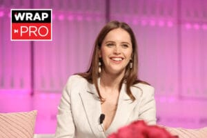 power women summit felicity jones