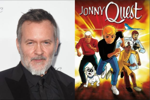 Jonny Quest Chris McKay the lego batman movie