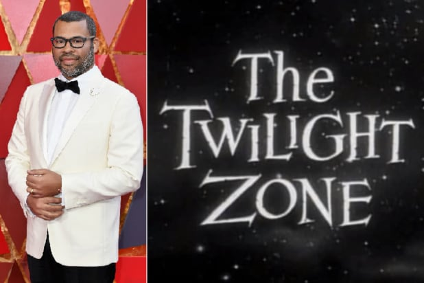 How Cbs All Access Landed Jordan Peele For Its Twilight Zone Reboot