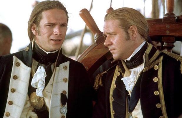 Master and Commander James D'Arcy Russell Crowe