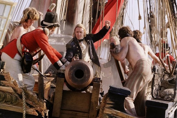 master and commander the far side of the world