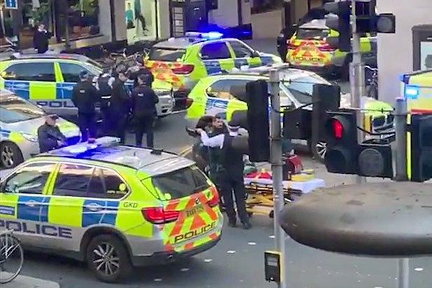 sony london stabbing attack