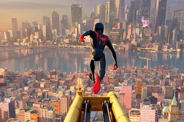 spider-man into the spider-verse every marvel movie ranked