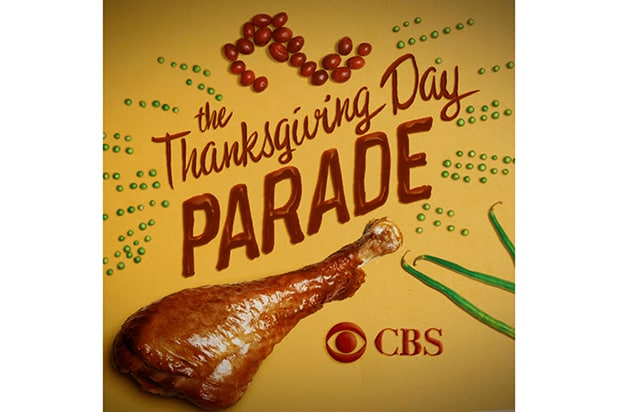 Thanksgiving Day Parade cbs